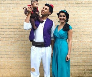 family, aladdin, and costume image