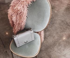 bag, fashion, and chair image