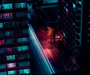 night, aesthetic, and city image