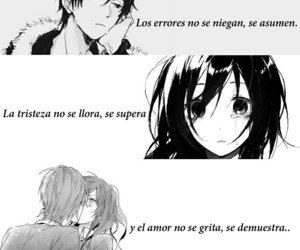 136 Images About Frases On We Heart It See More About Anime