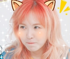 red velvet, wendy, and cute image