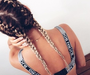 accessories, fitness, and girls image