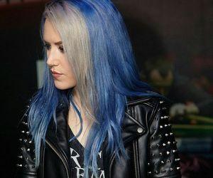 metal, music, and singer image