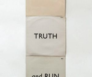 quotes, truth, and run image