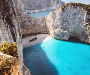 Greece, zakynthos, and navagio image