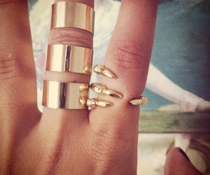 amazing, rings, and three image