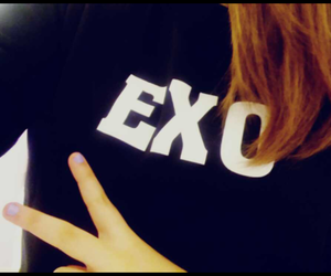 girl, exo-l, and exo image