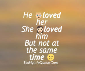 time, love, and life image