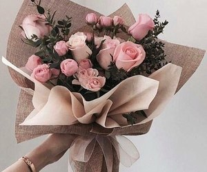 aesthetic, bouquet, and beautiful image