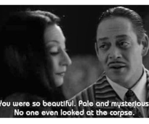 addams family, quotes, and love image