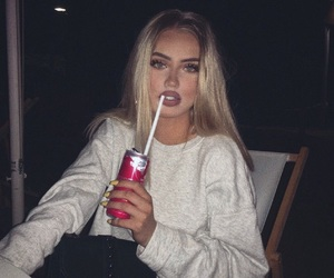 blonde, beauty, and makeup image