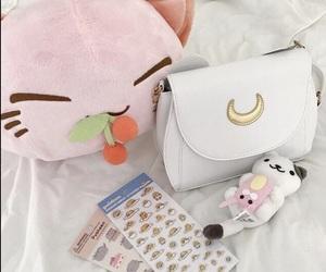 bag, sailor moon, and cute image