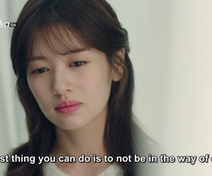 Korean Drama, kdrama, and jung so min image
