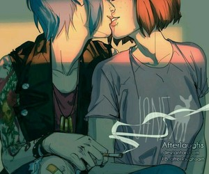 life is strange, chloe price, and max caulfield image