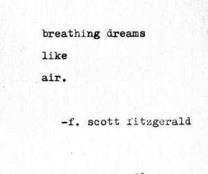 quotes, Dream, and air image