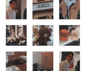 aesthetic, exo, and beige image