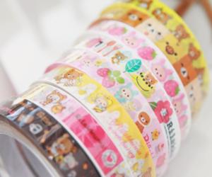 cute, rilakkuma, and japan image