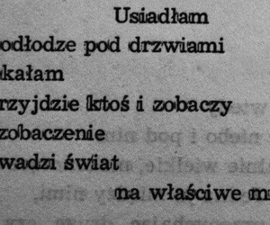 polish, quotes, and smutek image