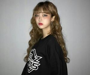 aesthetic, ulzzang girl, and asian image