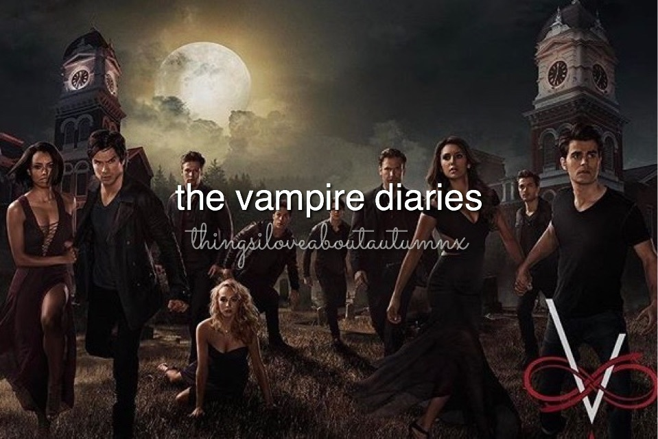 the vampire diaries, tvd, and season 6 image