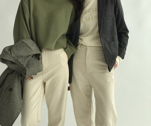green, clothes, and fashion image