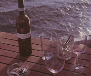 aesthetic, drink, and wine image