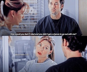 always, lol, and derek and meredith image