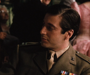 michael corleone and The Godfather image