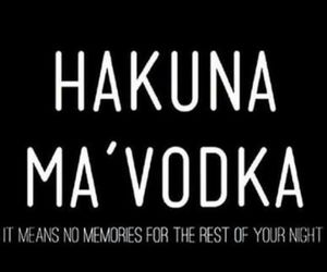vodka, memories, and night image