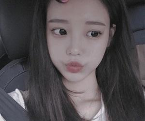 asian girl, kfashion, and korean image