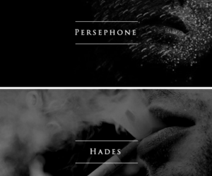hades, persephone, and greek mythology image