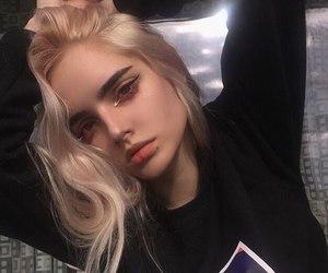 girl, icon, and grunge image