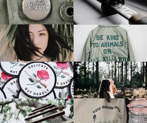 OC, brianne tju, and teen wolf image