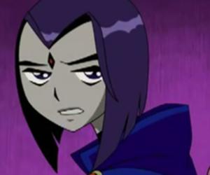 icon, cartoon, and raven image
