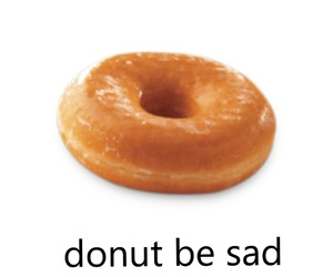 meme, donut, and funny image