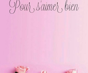 rosa, bien, and love s'aimer image