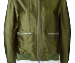 3.1 Phillip Lim, bomber, and fall image