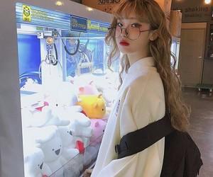 girl, ulzzang, and korea image