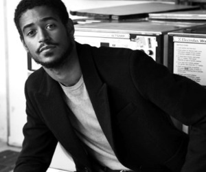 harry potter cast, alfred enoch, and wes gibbins image
