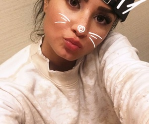demi lovato, snap, and selfie image