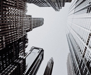 building, city, and new york image