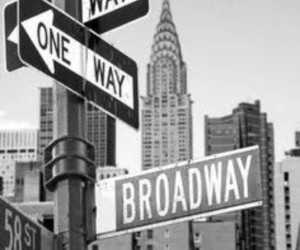 broadway and city image