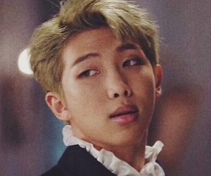 bts, rap monster, and bts army image