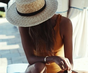 fashion, summer, and summer feeling image