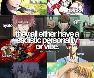 anime and sadism image