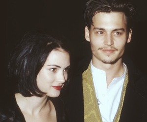 johnny depp and winona ryder image