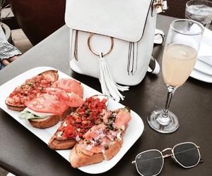 bag and food image