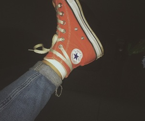chucks, converse, and indie image