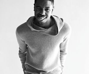 michael b. jordan, actor, and handsome image