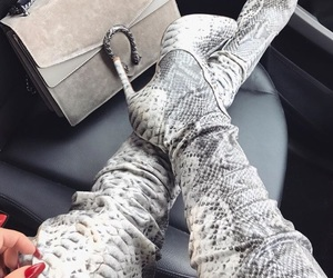 boots, heels, and luxury image